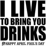 April Fools: Drinks