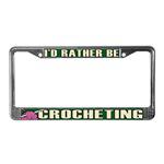 Hobby License Plate Frames