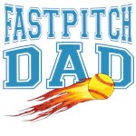 Fastpitch Dad T-Shirts
