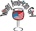 Winey American Girl