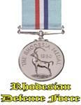 Rhodesian Defence Medal