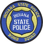 Indiana SP Bomb Squad