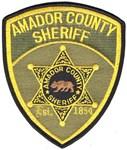 Amador County Sheriff