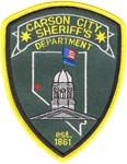 Carson City Sheriff