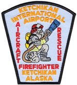 Ketchikan Airport Fire
