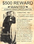 Wanted Ike Clanton