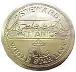 RMS Titanic Steward
