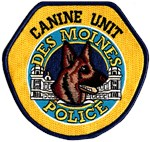 Des Moines Police K9
