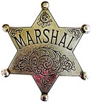Old West Marshal