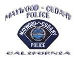 Maywood  Cudahy Police