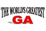 The World's Greatest Ga