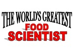 The World's Greatest Food Scientist