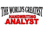 The World's Greatest Handwriting Analyst