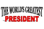 The World's Greatest President