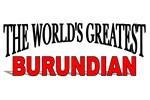 The World's Greatest Burundian