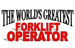 The World's Greatest Forklift Operator