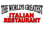 The World's Greatest Italian Restaurant