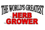 The World's Greatest Herb Grower