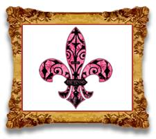 Fun with the Fleur de lis
