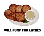 Will Pump For Latkes