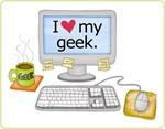 I Love My Geek