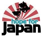 Faded Flag Japan