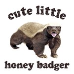Cute Little Honey Badger