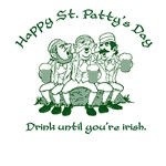 Drink Until You're Irish