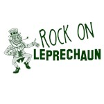 Rock On Leprechaun