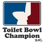 Toilet Bowl Champion