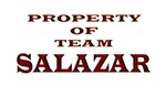 Property of team Salazar