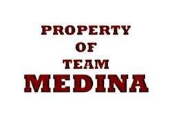 Property of team Medina