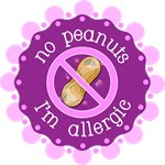 No Peanuts (purple)