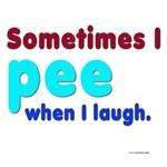 Pee Laugh