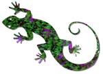 Ivy Green Gecko
