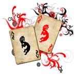 Kokopelli Gambler