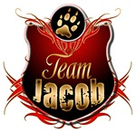 Team Jacob Wolf Shield