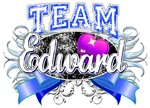 Twilight Team Edward - Blue