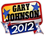 Gary Johnson 2012 Election