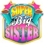 Pink Super Big Sister - Superhero