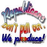 Republicans Don't Pull Out