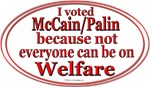 I Voted McCain/Palin
