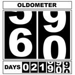 60th Birthday Oldometer