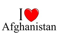 I Love Afghanistan
