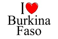 I Love Burkina Faso