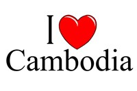 I Love Cambodia