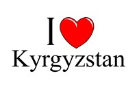 I Love Kyrgyzstan