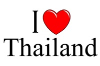 I Love Thailand