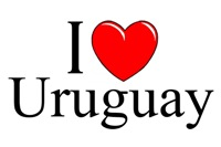 I Love Uruguay