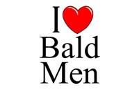 I Love (Heart) Bald Men